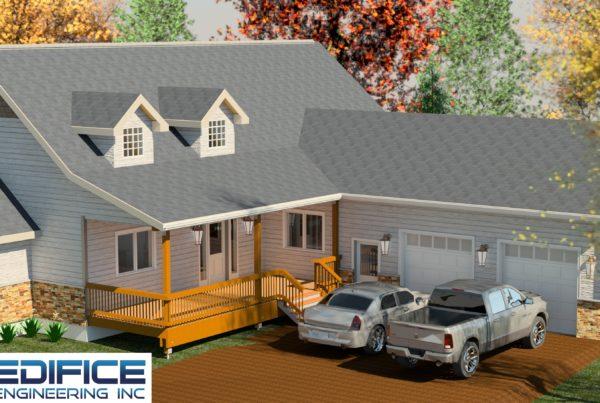 New Residence Render