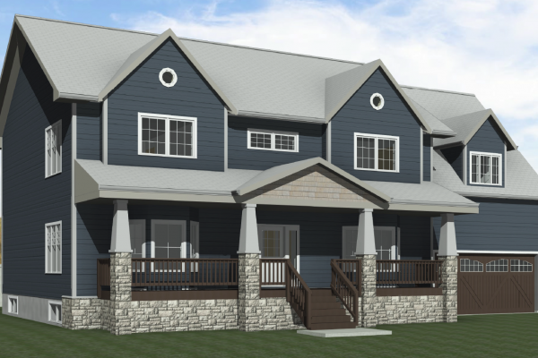 Residential 2 Storey Home
